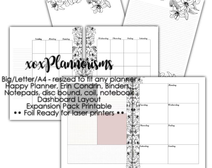 Planner Expansion Sets