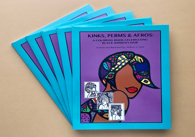 African American coloring books for adults Afrocentric gifts image 0