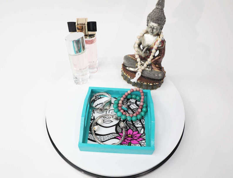 Storage solutions Trinket tray Black artists Gifts for black women Organizer Afrocentric decor Housewarming gifts Valet tray