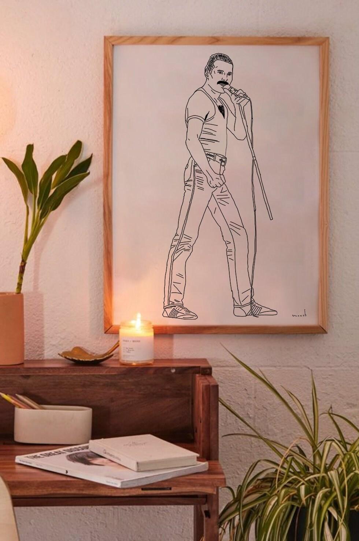 Line Art Modern