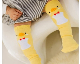 eb27518d8 Baby duck socks