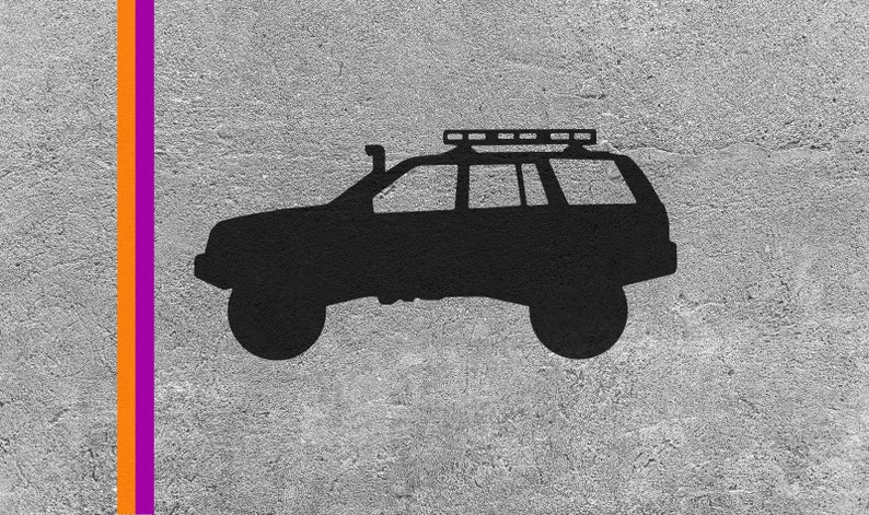 Download SVG File For Jeep Cherokee Mountain Cut File For Cricut ...
