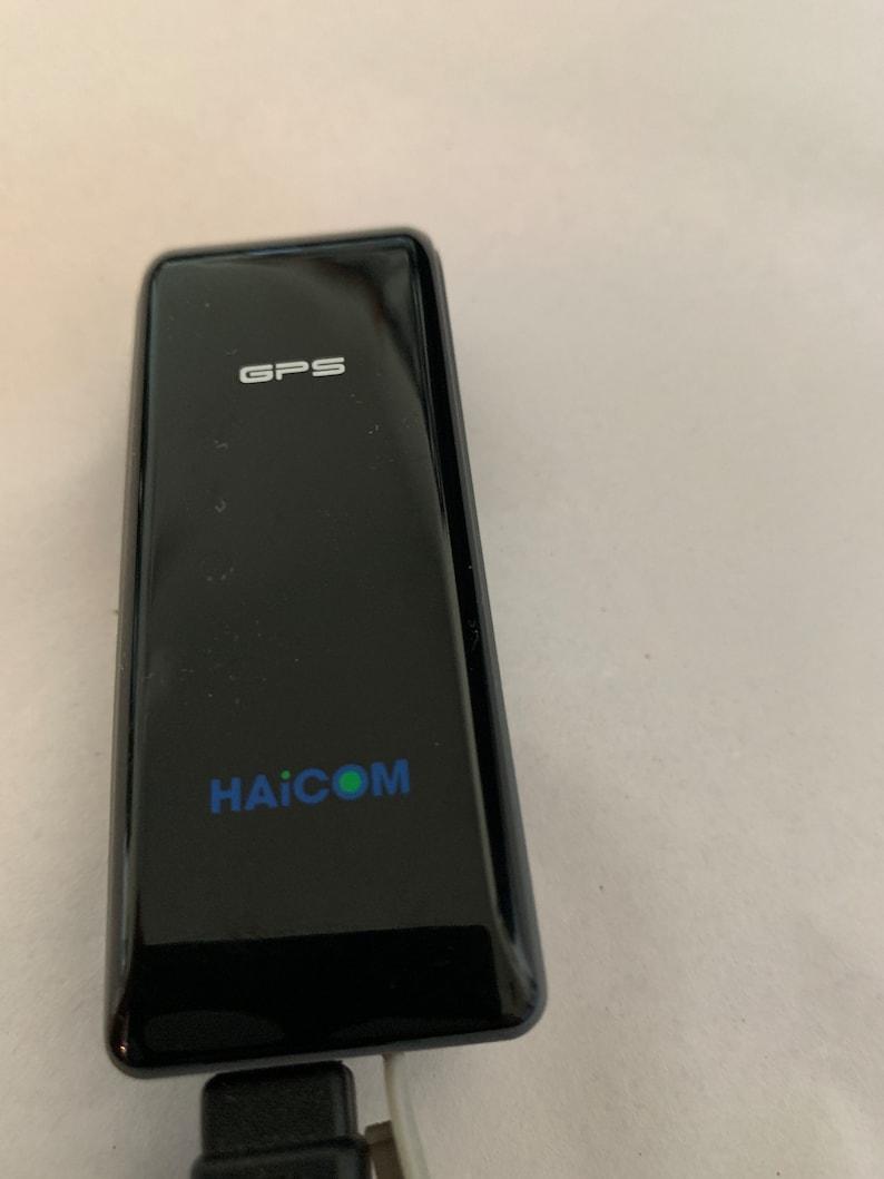 Haicom HI-408 BT GPS receiver