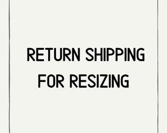 Resizing Return