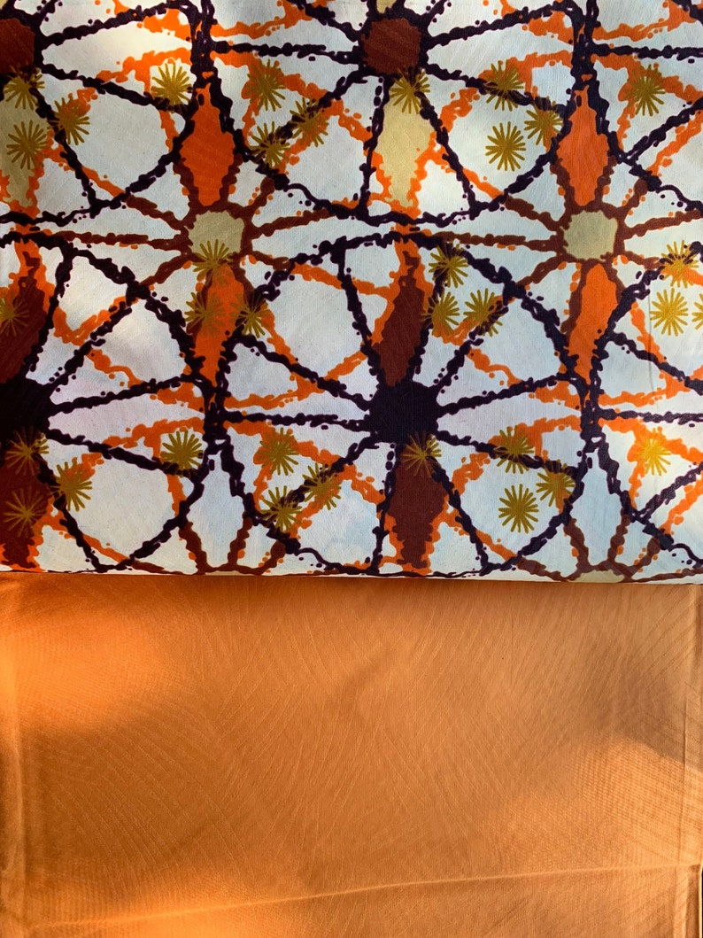 Beautiful Tanzanian Kitenge Veritable African Fabric Wax Prints Sourced from Tanzania!