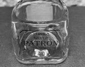Patron Silver Shot Glass