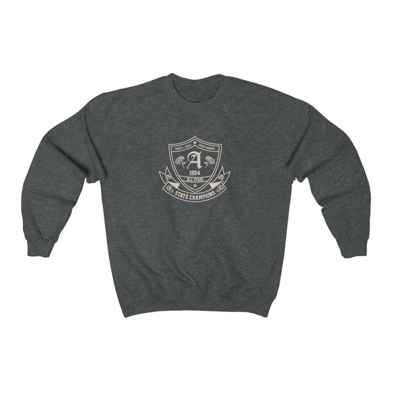 Dark Academia Light Academia College Crewneck College Sweatshirt Botanical Sweatshirt Botanical Shirt Cottagecore Clothing Indie Clothing