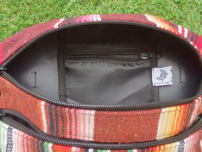 boho style bohemian bag Tribal fanny pack Chiang mai tribe,Bohemian hippie bag,Hip bag,traveller bag,Fanny bags,Festival waist pocket belt