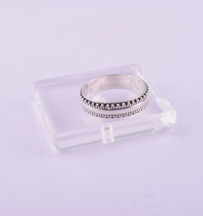 ring for girl silver bands handmade ring 925 sterling silver ring dainty ring