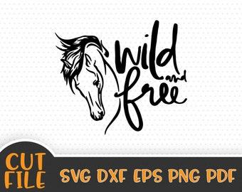 Wild N Free Svg Etsy