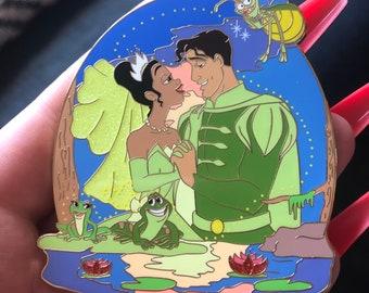 Fantasy pin Tiana and Naveen