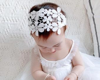 Newborn Bow Headband Baby Headband Fabric Bow Hb 039 Accessories