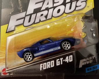Fast Furious Ford Gt