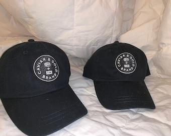 Alpha  19 - Black - Dad Hat 3ac180ebaf9e
