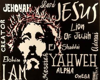 Names of god | Etsy