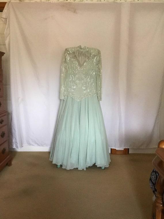 Vintage Women's Formal Gown