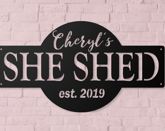 She Shed Etsy