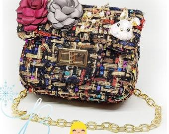 098afe55729 Elsa Knit Bag Color Black