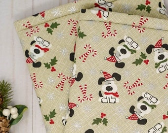 XL Santa Paws Padded Sleeve for Books, Tablets, and Devices- Fits up to 9x11in - Book Protector