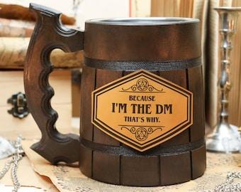 DnD Mug   Dungeon Master Gift Mug D&D Gift Dungeon Master Gift DND16