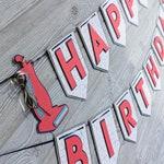 Happy Hoover Vacuum Birthday Party Decorations