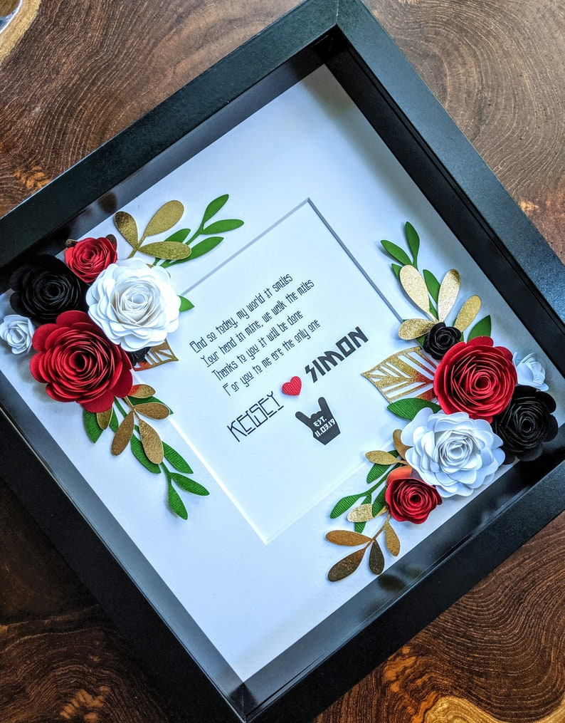 Rock and Roll Wedding Gift image 0