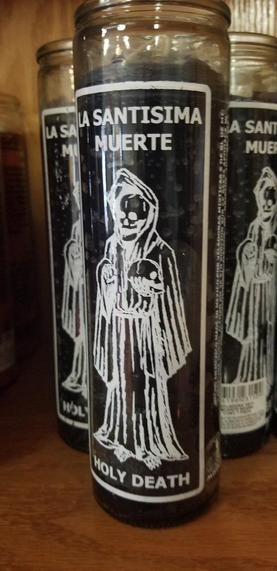 RITUAL PRODUCTS BOX SANTISIMA MUERTE HOLY DEATH SANTA MUERTE