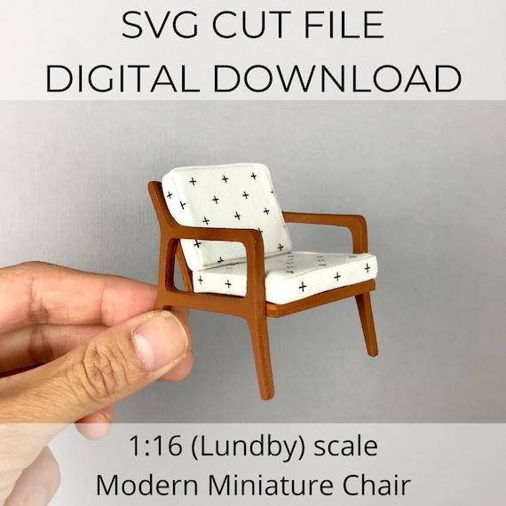 Miniature chair 1