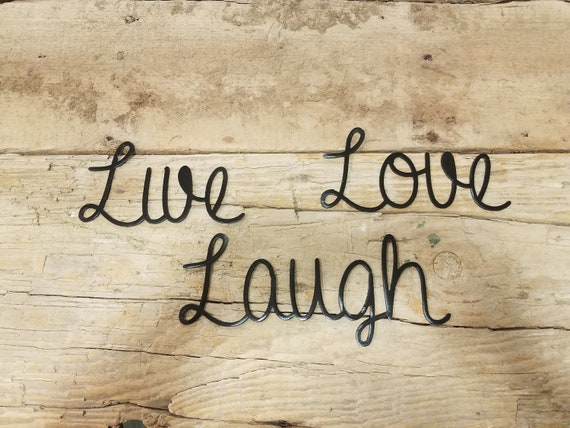 Live Laugh Love Metal Signs Etsy,Baby Shower Decorations For Girl Elephant Theme