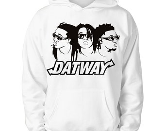 d509900136a Migos DatWay Music Sweatshirt hoodie. CustomNationca. 4 out of ...