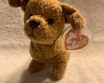 31503a10258 Tuffy the Terrier- Beanie Baby