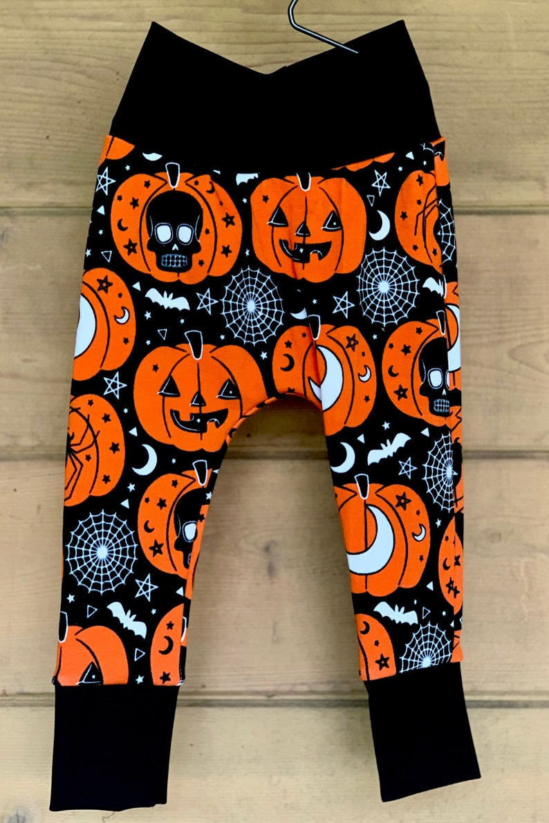 Kids Halloween Pants