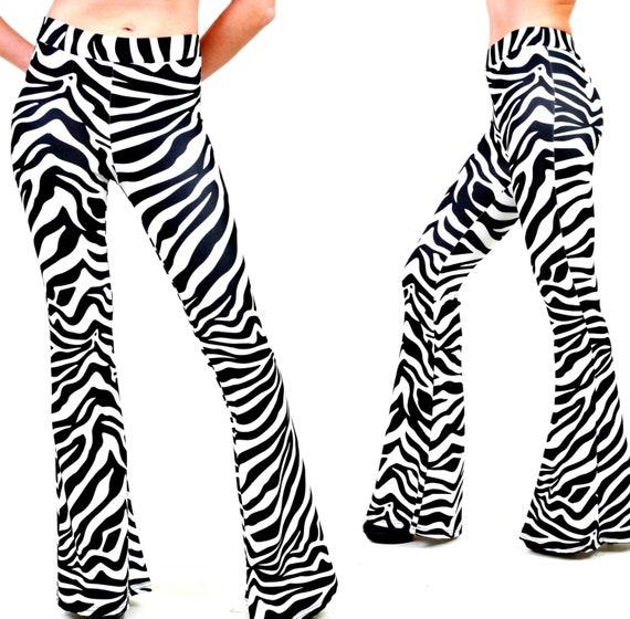 Harem Pants,Yoga Pants,Palazzo Pants,Wide Leg Pants,70s Boho Hippie Women Pants Pants,animal pants Bell Bottoms Flare Pants Boho Pants
