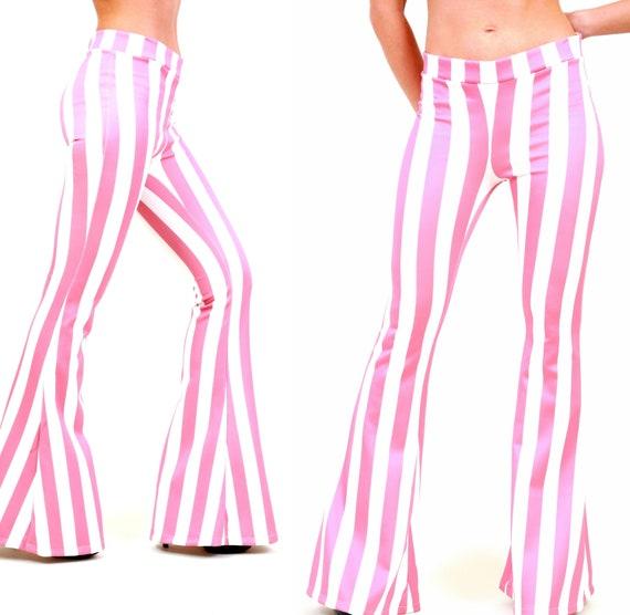 boho Bell bottom bell trousers riot grrrl pantalon campana hippie pata elefante flare pants Wide Leg Pants grunge