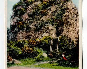 Sugar Loaf Mackinac Island Michigan Postcard