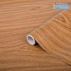 d-c-fix Sticky Back Plastic Self Adhesive Vinyl Wrap Sonoma Oak 67.5cm x 15m
