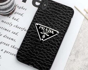 0b2261147a29 Inspired Design Prada Case iPhone XS Max Case Samsung S10+ Case Prada  iPhone XR XS 8 Plus 7+ Cases Samsung Galaxy S10 S9+ S8+ Note 9 8 Case