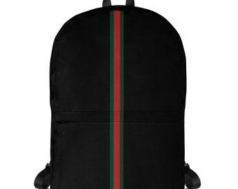 20d8807587b Black Gucci Backpack