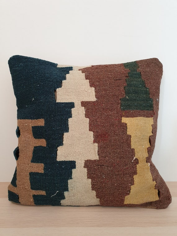 Old hand woven pillow covers in sizes 40X40