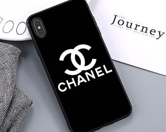 dc449be0394c iPhone XS Max Case Inspired by Black Chanel iphone Xs Xr X case Chanel  iPhone 8+ 7+ 6s+ Case Chanel Samsung S10+ S10 Chanel Note 9 8 cases