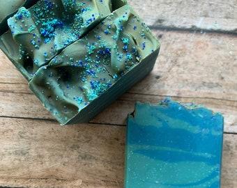 Tropic Waters Artisan Bar Soap | Cold Process Soap