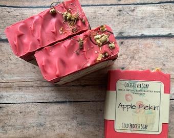 Apple Pickin' Artisan Soap | Cold Process Soap