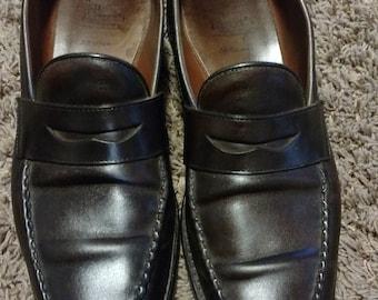 071568b708e3 Vintage Allen Edmonds McGraw loafers size 11