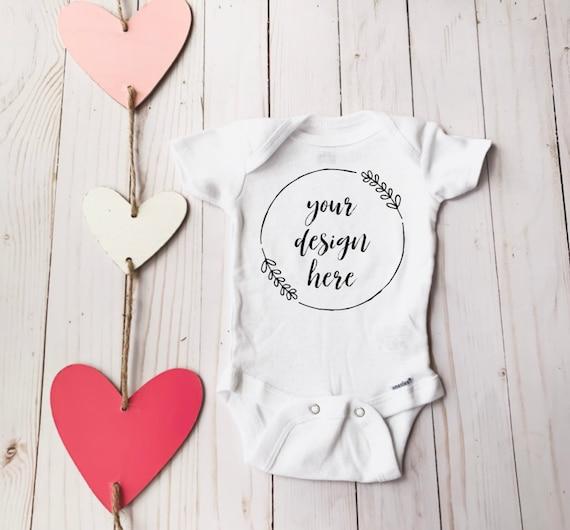 Baby Girl Mockup Baby Bodysuit Mockup Baby Shirt Mockup,