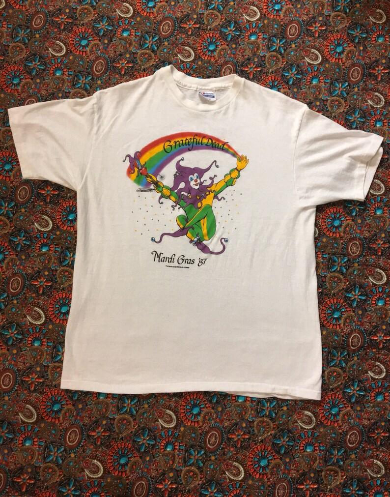 Vintage 1987 Grateful Dead Shirt