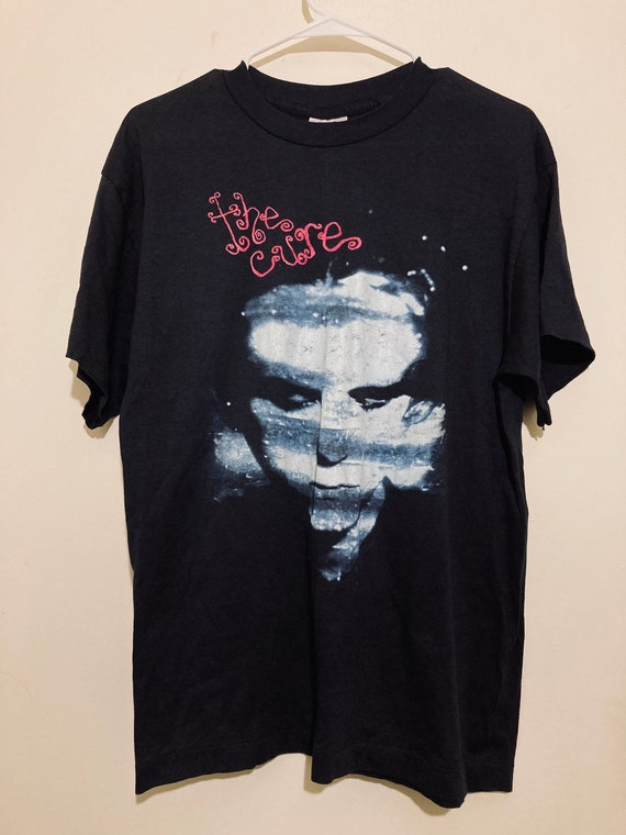 Vintage 1989 The Cure Promo Shirt