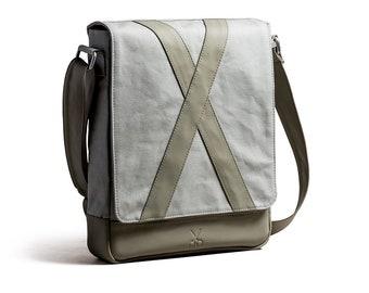ab8d3ce2ebcd Canvas Messenger Bag Men Satchel Briefcase Vintage Crossbody Bag Canvas  Shoulder Bag Small Bag Best Gift