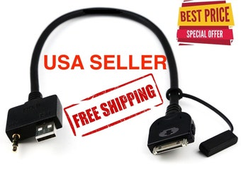 PIONEEER CD-IU51 DEH-P5100UB USB iPOD iPHONE CABLE NEW