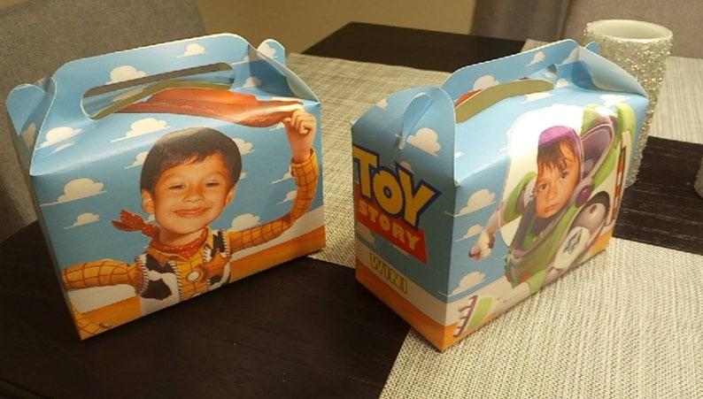 Custom treat box image 0