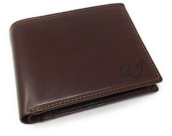 Focus RS Design Personalised Slimline Real Leather Wallet